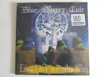 Blue Oyster Cult Tales Of The Psychic Wars Lp Live New York 1981 Import