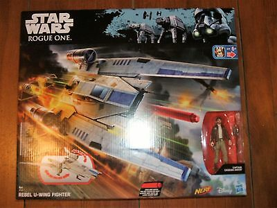 STAR WARS  Vaisseau Rebel U Wing Fighter  Hasbro  NEUF