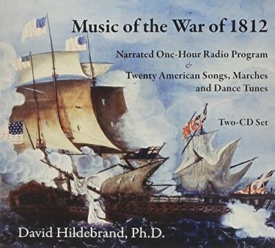 Various Artists - Music of the War of 1812 / Various [New CD]