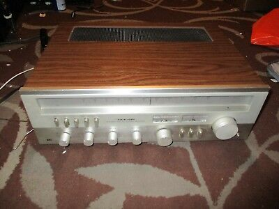 Realistic STA-820 AM/FM Stereo Receiver Excellent Condition Works Great