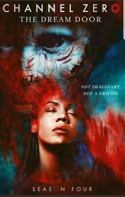 Channel Zero Season 4 (DVD 2-Disc Set 2019) Brand New and Sealed Qld