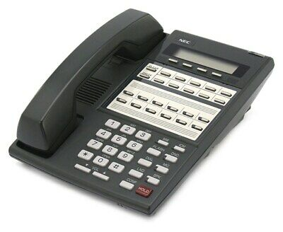 NEC DS1000/2000 22 Button Display Speakerphone DX7NA-12TXH 80573 A-Stock