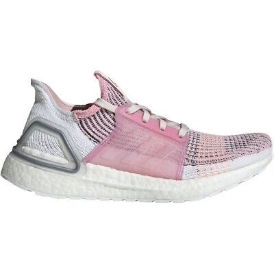 4c93a6abc2af6 New ADIDAS Women Originals ULTRABOOST 19 Shoes (EF6517) True Pink   Orchid  Tint