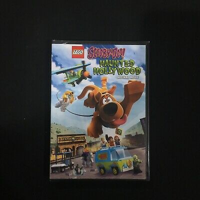 LEGO Scooby-Doo: Haunted Hollywood (DVD, 2016)