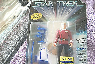 """Star Trek  Picard """"Tapestry""""  Limited Edition 1701  Figure  #295/1701"""