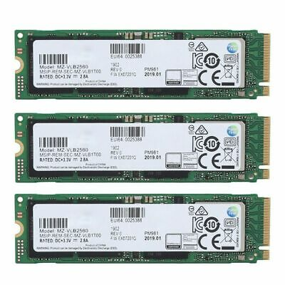 1TB PM981 PCI-E NVMe 1.3 M2 Solid State Drive SSD for PC Laptop Data Storage Lot