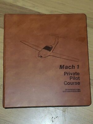 Jeppesen Mach 1 Private Pilot Course