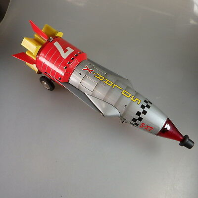 TN Nr. 3944 Space Rocket  Solar X ab 1968 - SPACE TOY (51367)