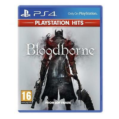 Bloodborne PS4 Game for Sony PlayStation 4 PlayStation Hits NEW SEALED