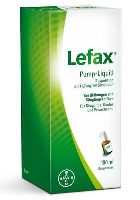 Lefax Pump Liquid 100 ml PZN: 2563865