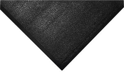 Orthomat Premium Anti-Fatigue Mat, Black 0.6 x 0.9m - COBA EUROPE