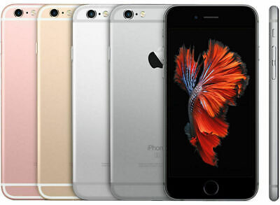 Apple iPhone 6s 64GB AT&T Smartphone - Space Gray Silver Gold Rose