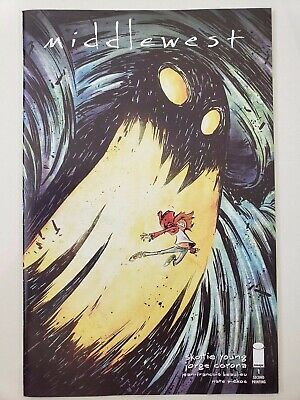 Middlewest #1 (2019) Image Comics 2Nd Print Variant! Skottie Young! Jorge Corona
