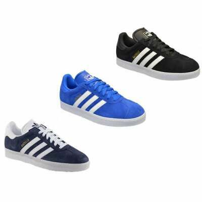 Adidas Gazelle II Suede Mens Trainers in Various Colours and Sizes