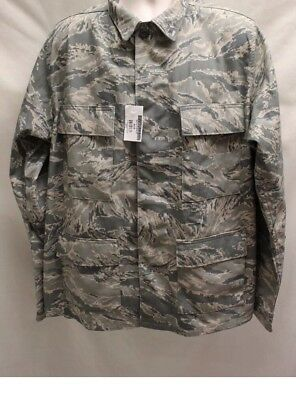 US AIR FORCE Abu Man's Coat Shirt Blouse Nyco Twill Current