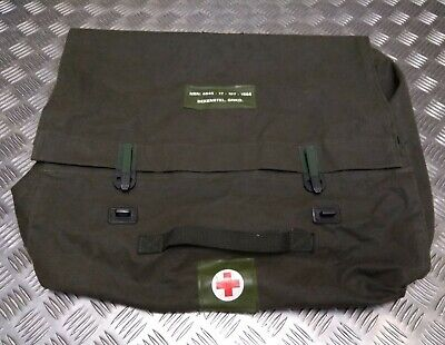 Genuine Nato Dutch Canvas Storage Bag / Medical Transport Large Capacity Bag