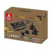 Atari Flashback 8 Gold: HD Classic Console with Built-In Games