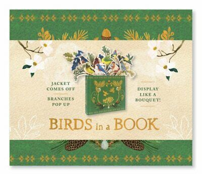 Birds in a Book (A Bouquet in a Book) by Earle Lesley 9781419733932 | Brand New