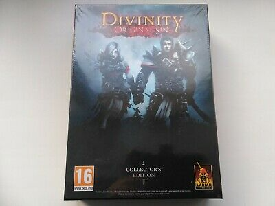 Divinity: Original Sin Collector's Edition FACTORY SEALED! only 3000 made!