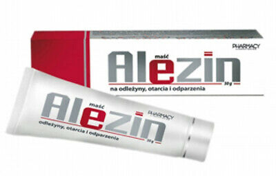 ✅Alezin bed sore ulcers wound cream healing 50g