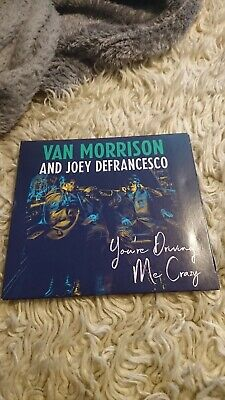 You're Driving Me Crazy - Van Morrison and Joey DeFrancesco (Album) [CD]