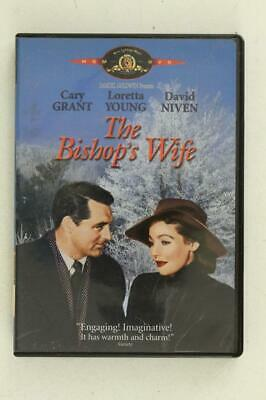DVD Movies THE BISHOPS WIFE Cary Grant Loretta Young David Niven Romance NR