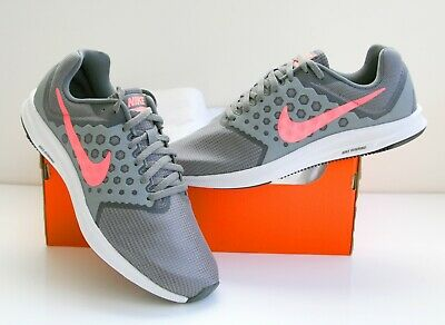 13839f990f04 Nike Downshifter 7 Women s Shoes 881585-001 Cool Grey Lava White. Size  10