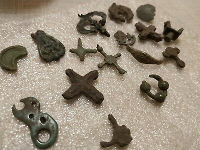 Ancient Viking bronze lot Kievan Rus 10-12 century AD