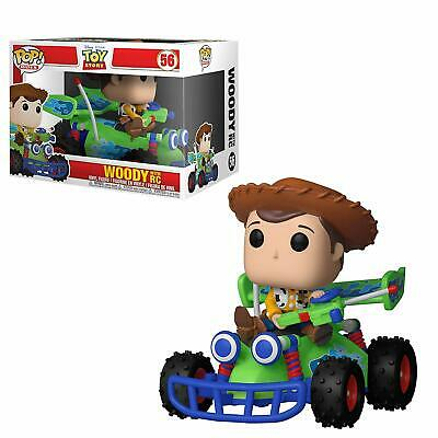 Funko Pop! Rides: Toy Story - Woody with RC Vinyl Action Figure