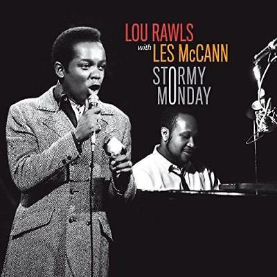 Stormy Monday, Les Mccann, Lou Rawls, Audio CD, New, FREE & FAST Delivery