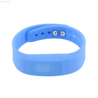 A6F5 Bluetooth V2.0 Anti-lost Band Smart Bracelet For Mobile Phone Phone Blue