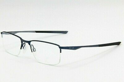 b2e2e012c92 NEW Oakley OX3218-0352 Matte Midnight Blue RX Frames Socket 5.5 Eyeglasses  52-18