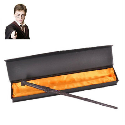 HOT Magic Wand Boxed Harry Potter Hermione Dumbledore Voldemort Wand Cosplay UK