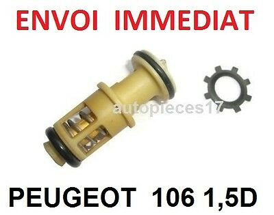 Kit Joints + Clips + Notice Reparation Panne Support Filtre Gazole Peugeot 106 D