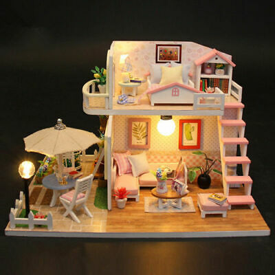 LOL SURPRISE DOLL HOUSE Made with REAL WOOD - SURPRISES!!