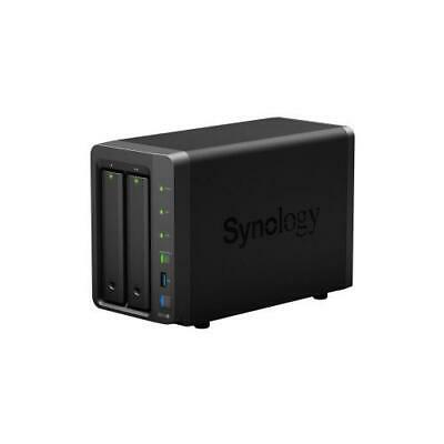 DS718+/20TB IRON Synology DiskStation DS718+ 2 X Total Bays SAN/NAS Storage