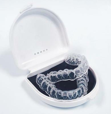 Teeth Whitening / Bleaching Trays- Custom Made (Upper & Lower)