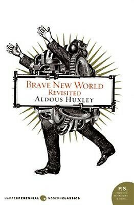 Brave New World Revisited by Huxley, Aldous -Paperback