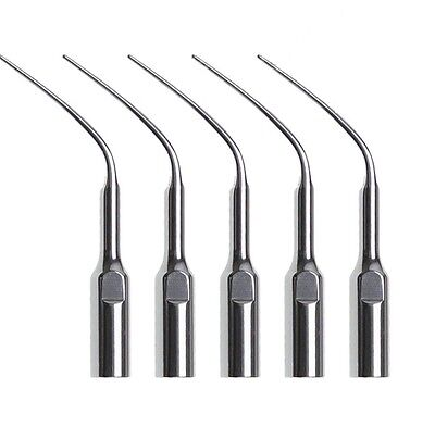 5 pcs Dental Perio Scaling Tips PD3 for DTE SATELEC NSK Ultrasonic Perio Scaler