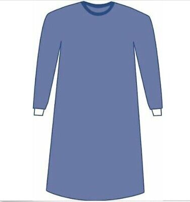 Medline DYNJP2101S SIRIUS SURGICAL GOWN (L)