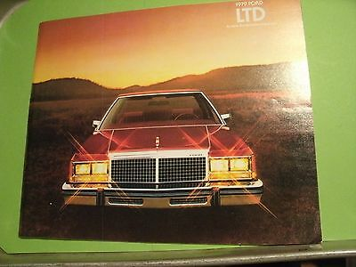 1#   1979 Ford LTD Sales Brochure