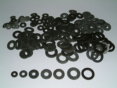 M3,M4,M5 M6,M8, M10 & M12 Rubber Washers- Various quantities available