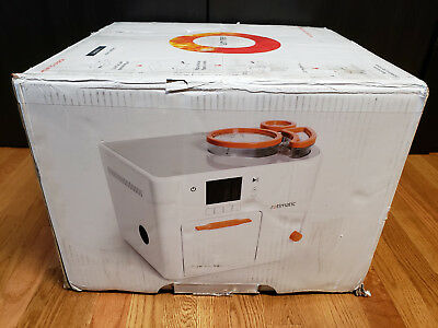 Rotimatic Robotic Roti Maker - New in Box! Model Number ZMA0111A Use for Pizza!