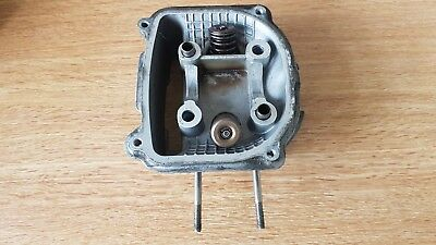 Cpi Aragon 125 Cylinder Head With Vales .To Fit Engine 152Qmi