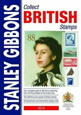 Stanley Gibbons 2014: Collect British Stamps,Stanley Gibbons