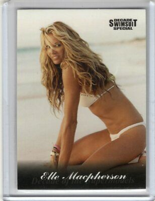 2012 Sports Illustrated swimsuit card Decade Special #24 ELLE MACPHERSON
