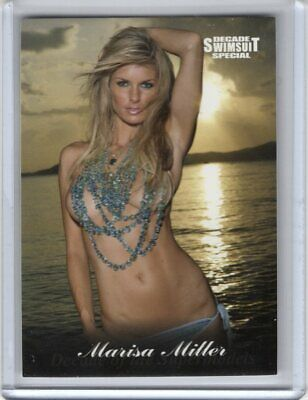 2012 Sports Illustrated swimsuit card Decade Special #48 MARISA MILLER