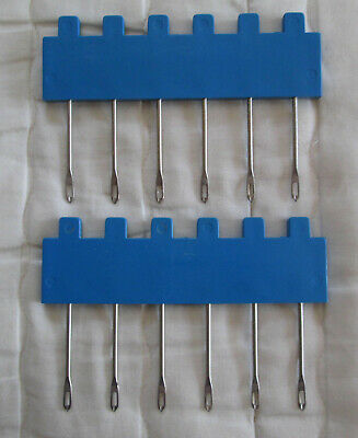Set of 2 Transfer Tools for 9mm Brother, Singer, Studio Knitting Machine