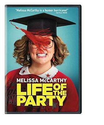 Life Of The Party (DVD, 2018) NEW