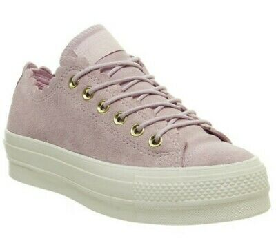 converse all star mujer plataforma